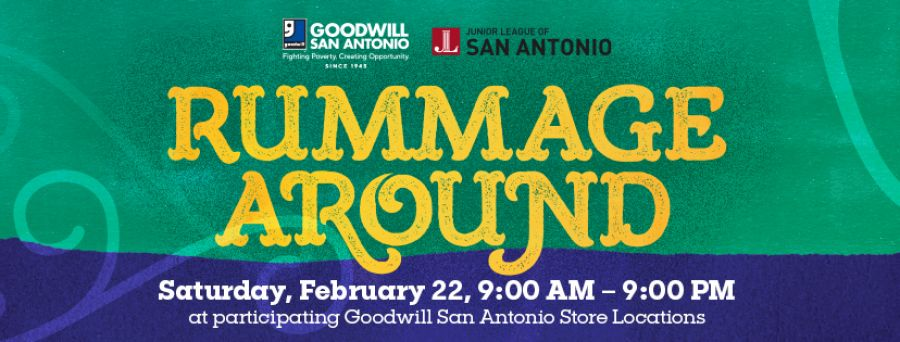 Rummage Around Shopping Event