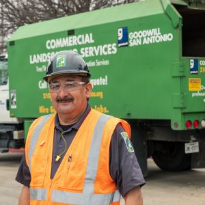 Goodwill San Antonio Business Services Certified Arborist