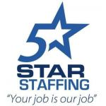 5 Star Staffing logo