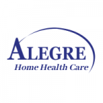 Alegre Home Health Care Logo